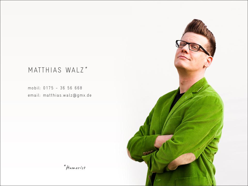 Matthias Walz